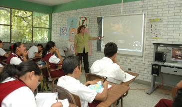asignación plazas docentes