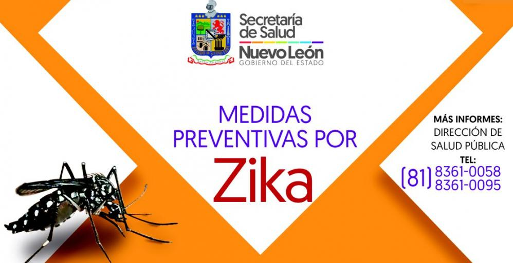 Llaman a tomar medidas preventivas contra el Zika