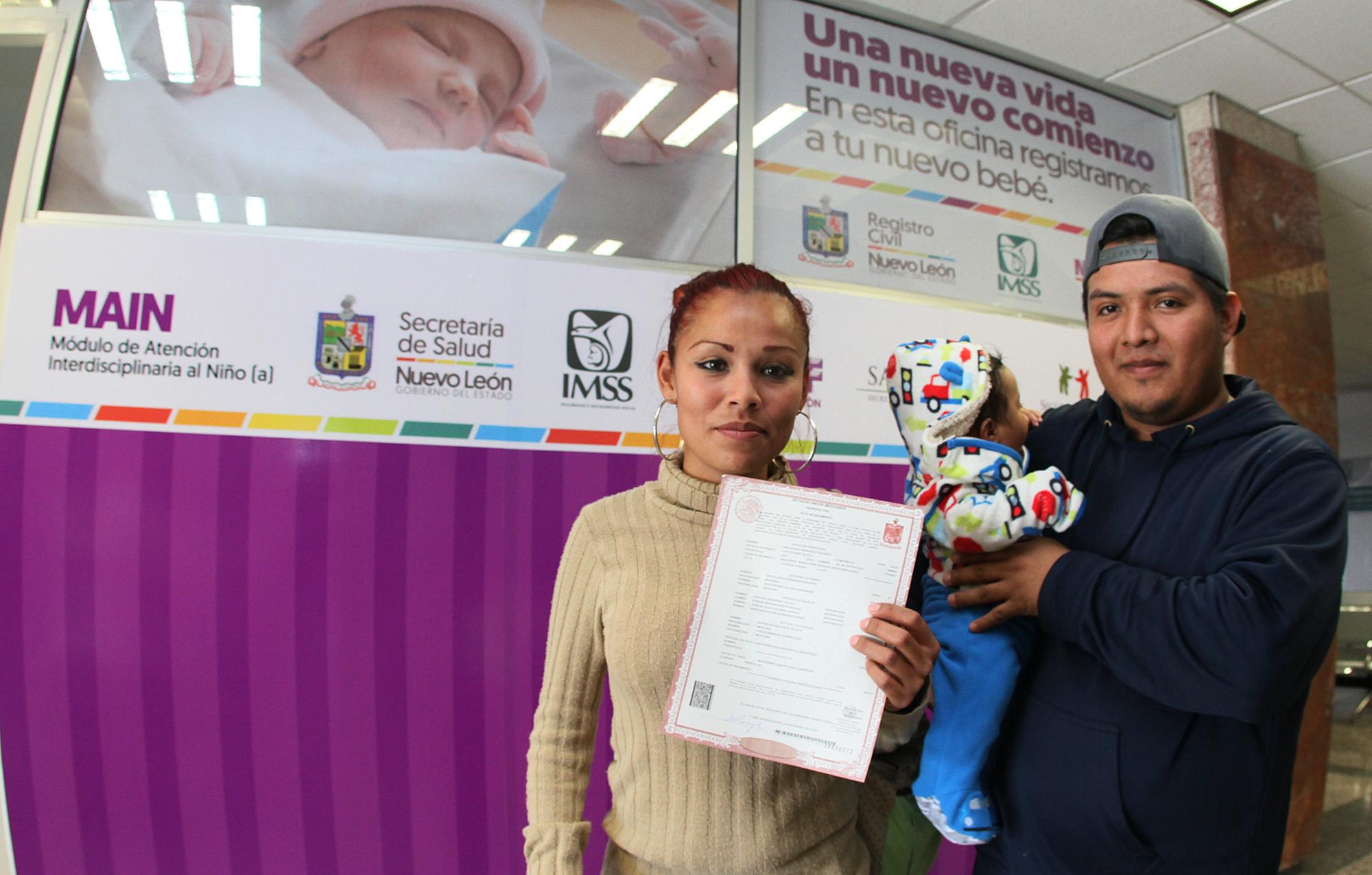 Instala Gobierno Módulo Del Registro Civil En Imss Nl Gob Mx