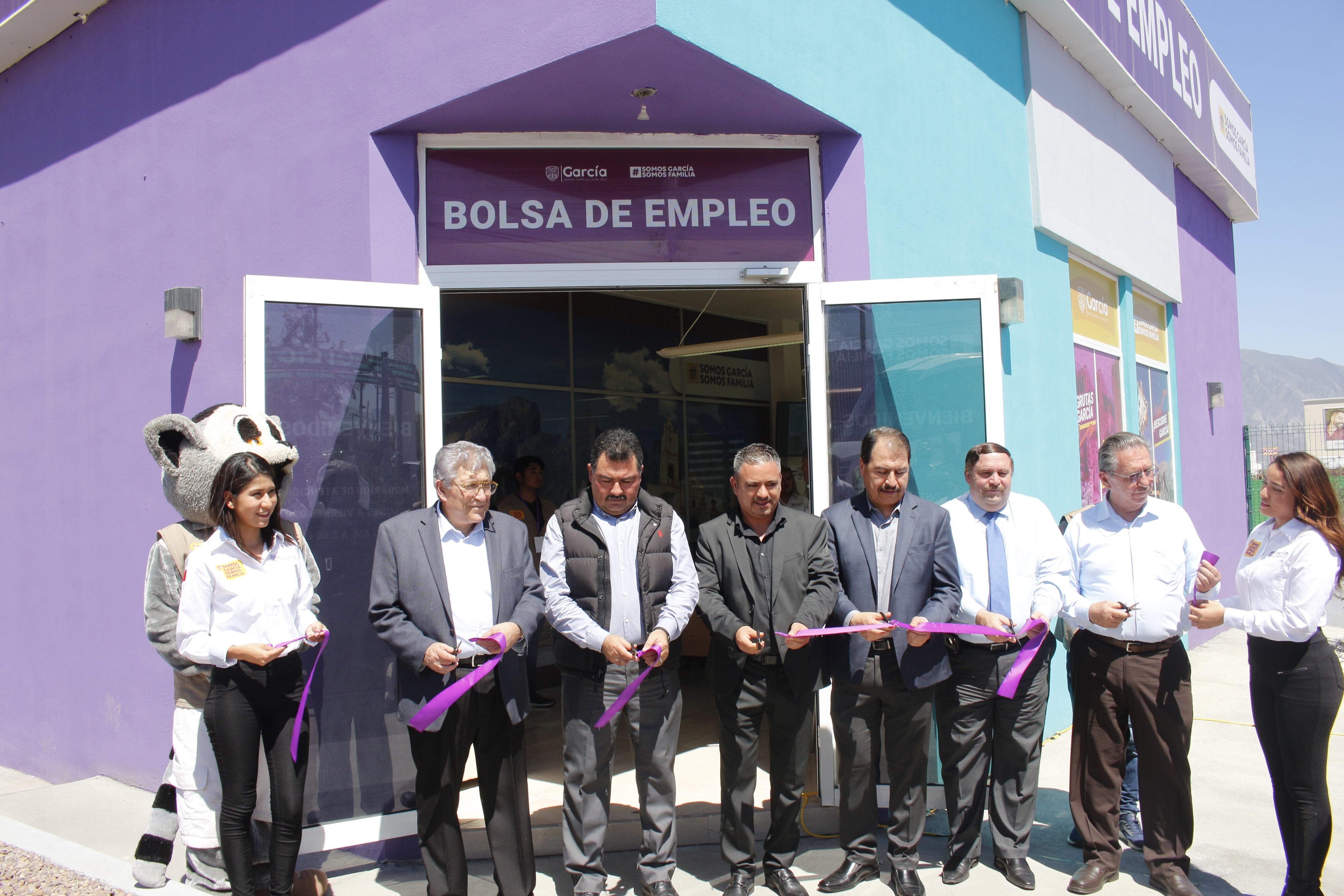 Lleva Gobierno Ciudadano Empleo Al Municipio De García Nl