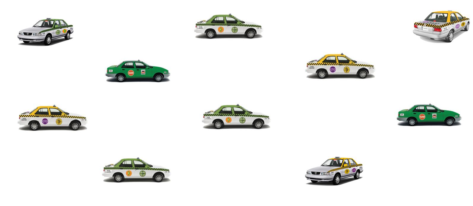 identidad para taxis