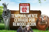 Cierre por remodelación del Zoológico La Pastora