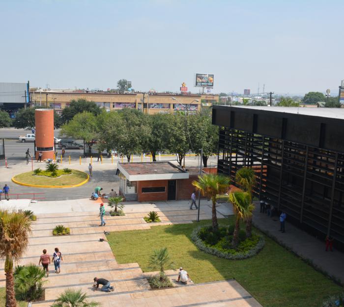 Vista de Ciudad Laboral