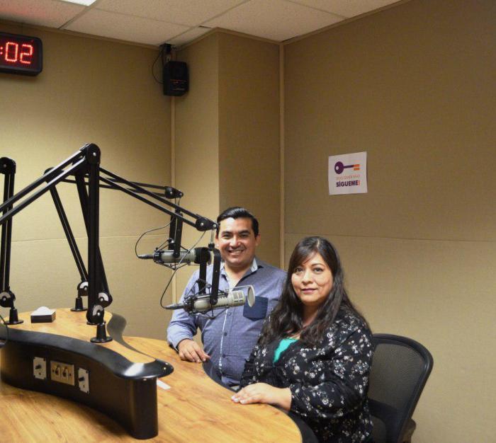 Programa La llave de la igualdad - radio