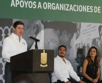 El evento se llevó a cabo en el Comedor de la Casa Hogar del Padre Severiano Martínez