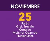 Entrega de apoyos a grupos vulnerables 25-noviembre-2017