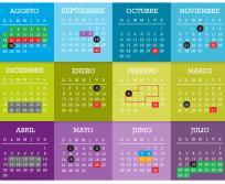 Calendario escolar 2016-2017 para N.L.