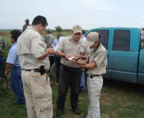 Inspección y vigilancia de parques y vida silvestre de Nuevo León