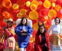 Invita 3 museos a encender Pino Navideño