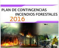 Plan de contingencia para incendios forestales
