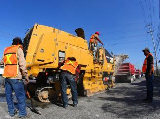 Inicia Estado rehabilitación de avenidas en San Nicolás