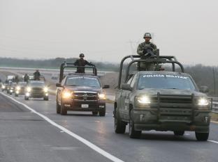 Refuerza Estado seguridad con 500 militares y 318 nuevos policías estatales