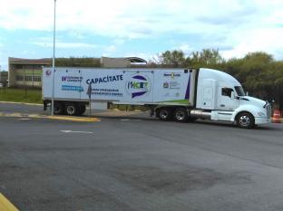 Becas de Capacitación para Operador de Autotransporte Federal