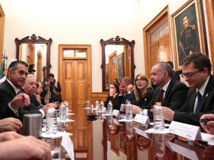 Fortalecen relaciones NL y República Eslovaca