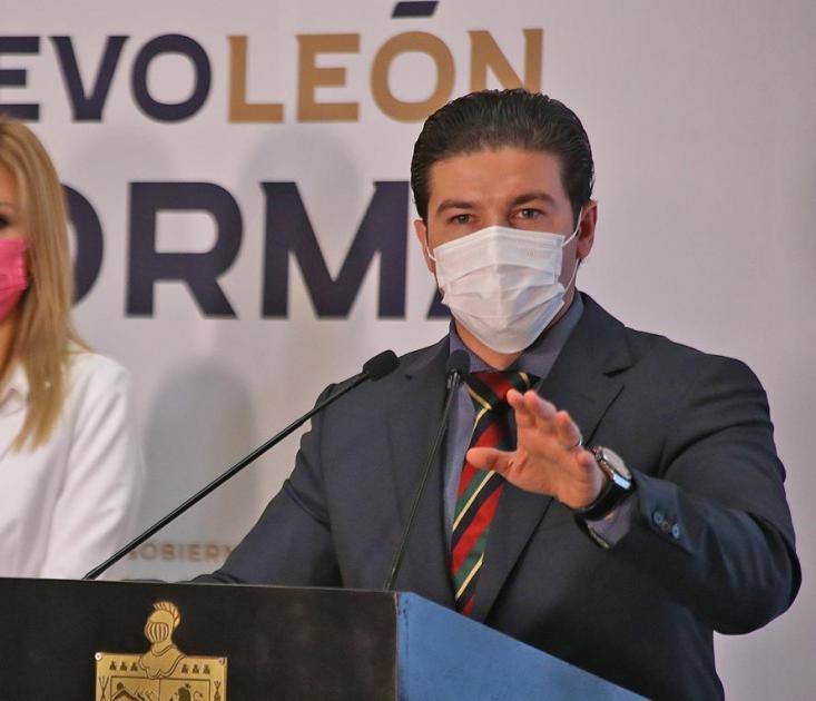 Gobernador RDP Nuevo León Informa