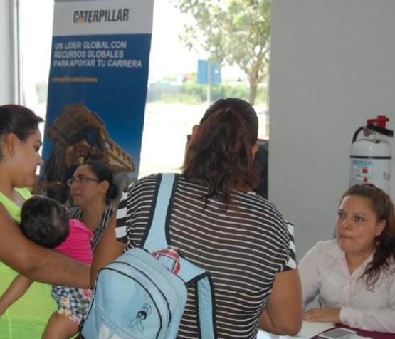 Detona empleo en municipio de García