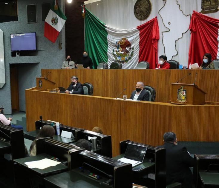 Glosa Infraestructura Congreso