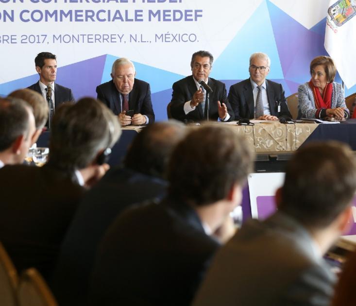 Buscan empresas francesas invertir en NL