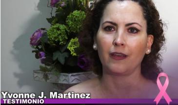 Testimonio Cáncer de mama