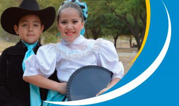 Niños a bailar! V Festival Nacional de Folklore Infantil en Nuevo León