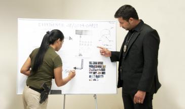Reclutamiento y selección para el puesto de Agente Investigador 2014
