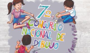 Convocatoria 7º Concurso nacional de dibujo