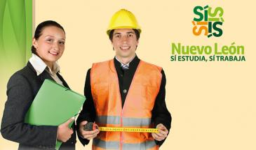 Nuevo León sí estudia si trabaja