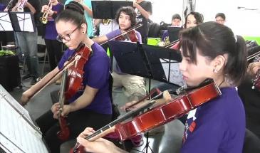 Nuevo León con acciones en marcha: vibran con la música