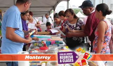 Feria Regreso a Clases_Monterrey