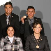 Medalla al mérito cívico 2013_destacados