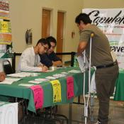 Feria de empleo para adultos mayores y personas con discapacidad