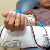Transfución de sangre