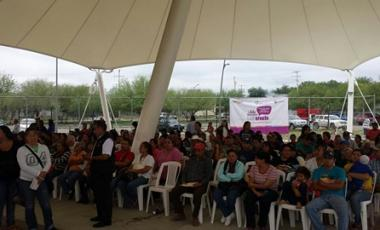 Brigada DIFerente en Bustamante
