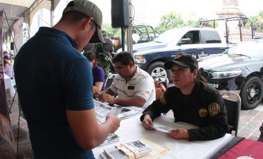 reclutamiento fuerzas de seguridad