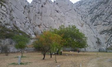 Parque II,  La Huasteca