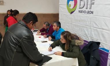 Brigada DIFerente en El Carmen