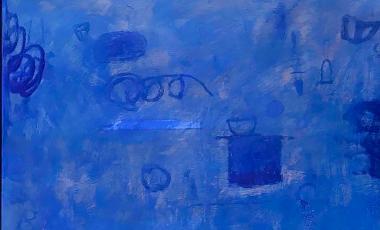 Grafías en el Agua | Juan Manuel de la Rosa