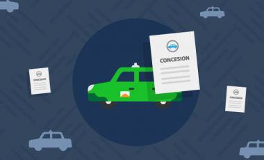 Renovación de títulos de concesión de taxis 2015