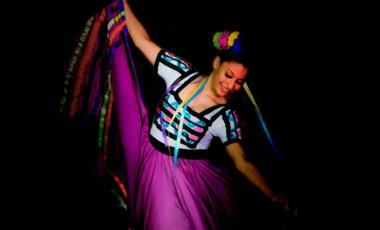 Festival Nacional de Danza Folklórica Monterrey 2017