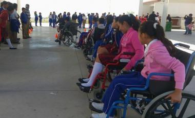 Sensibilización en el Entorno a la Discapacidad