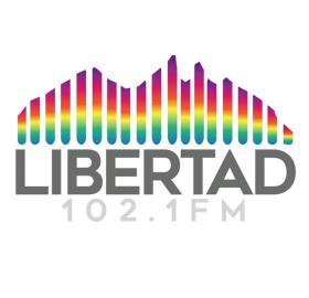 Logo Libertad 102.1