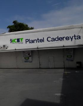 ICET Plantel Cadereyta