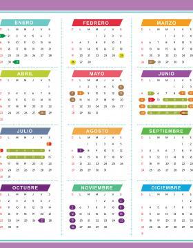 calendario de procesos docentes