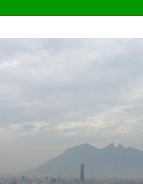 Evaluación de Partículas Suspendidas PM2.5 en el Área Metropolitana de Monterrey