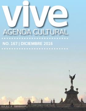 Agenda cultural de CONARTE | Diciembre 2016