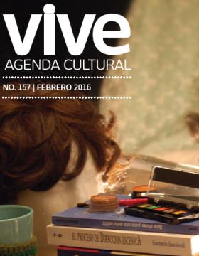 Agenda cultural de CONARTE   Febrero 2016
