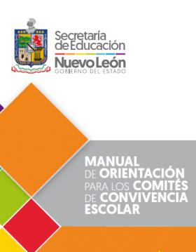 Manual de orientación para los Comités de Convivencia Escolar