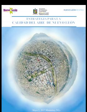 Estrategia para la calidad del aire de Nuevo León
