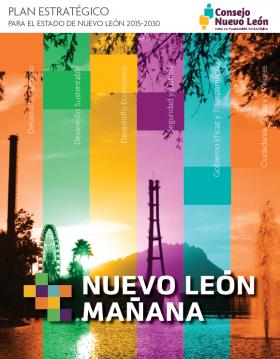 Portada Plan Estratégico Nuevo León Mañana