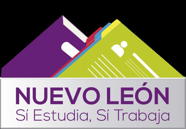 Logo de NL si estudia, si trabaja_3